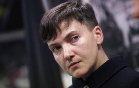 Савченко заявила, что введение смертной казни приучит украинцев к закону