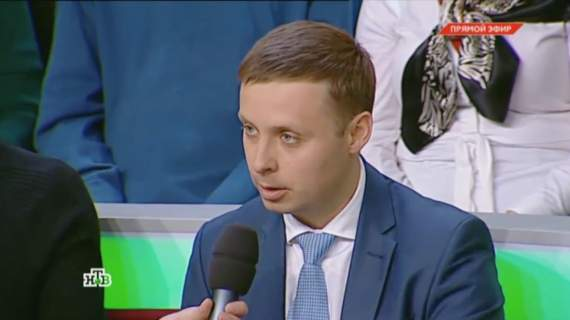 """Скандал в прямом эфире """"НТВ"""": Путину выгодна война на Донбассе"""