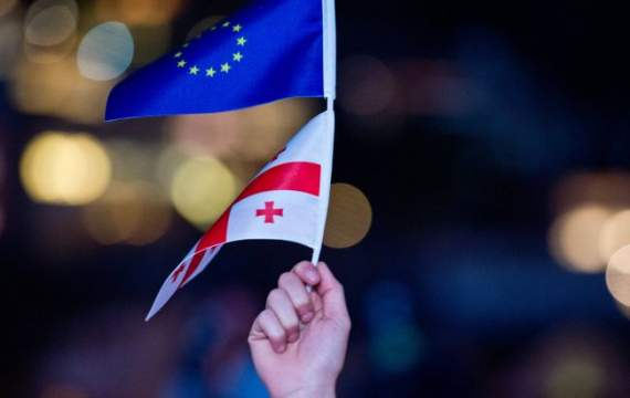 Между Грузией и ЕС вступил в силу безвизовый режим