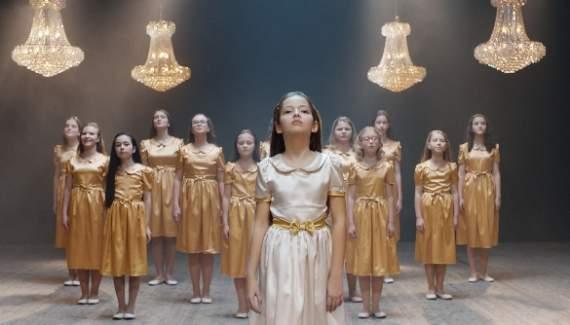 Украинский продакшн снял рекламный ролик, прославляющий российских спортсменок
