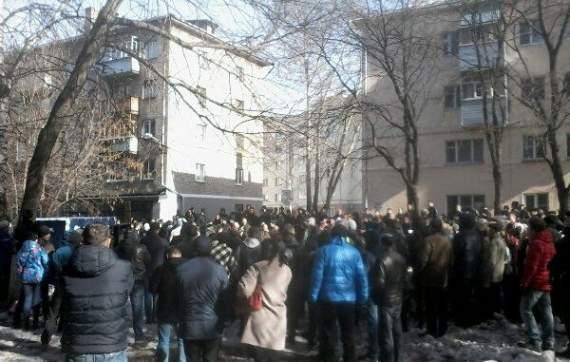 Массовые протесты в РФ: инсайд из Вологды