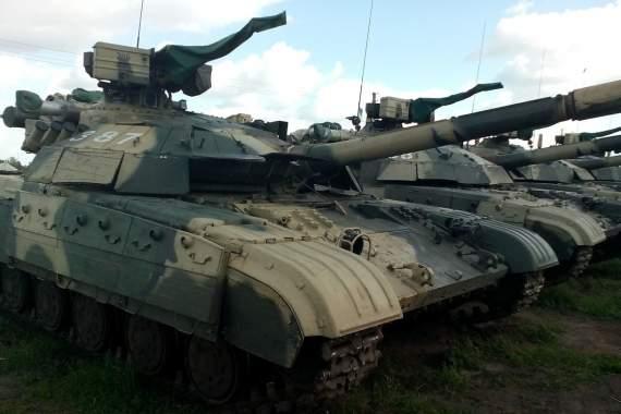 Універсальна зброя перемоги на війні — танки