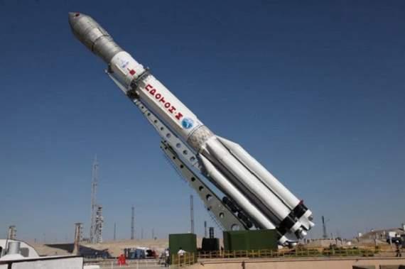 Почти все двигатели российской ракеты «Протон-М» оказались бракованными