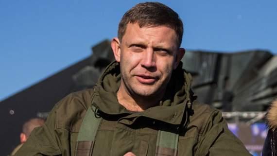 Захарченко: Через 60 дней страна Украина перестанет существование