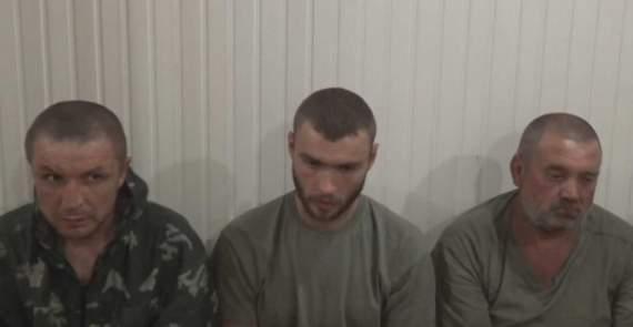 Задержанные террористы отказываются возвращаться на Донбасс в рамках обмена пленными