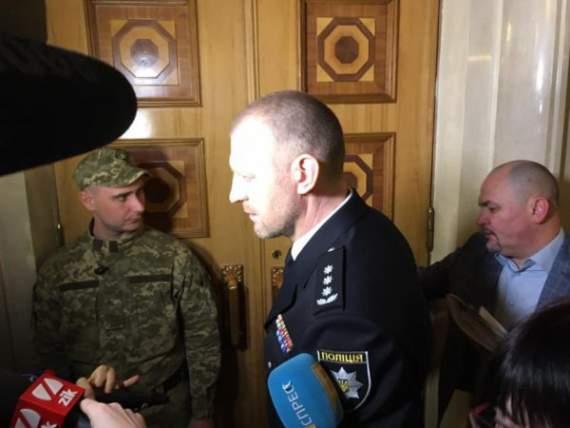 Яценюк-полицейский: росСМИ позорно оконфузились с фото Тетерука