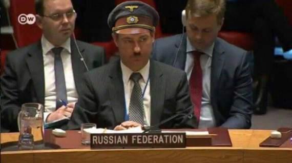 """Представитель России в Совбезе ООН обвинил США в устранении от власти """"легитимного"""" Януковича"""
