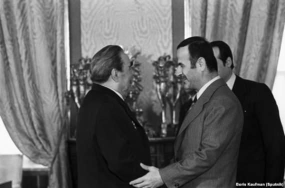 34 года назад война в Сирии на стороне отца Башара Асада обернулась для СССР полной катастрофой