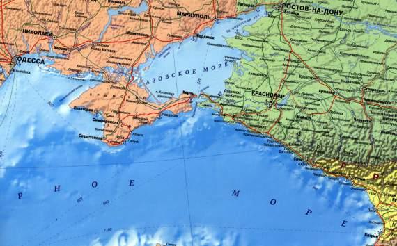 Геостратегическое положение Крыма. Легенды о неприступности