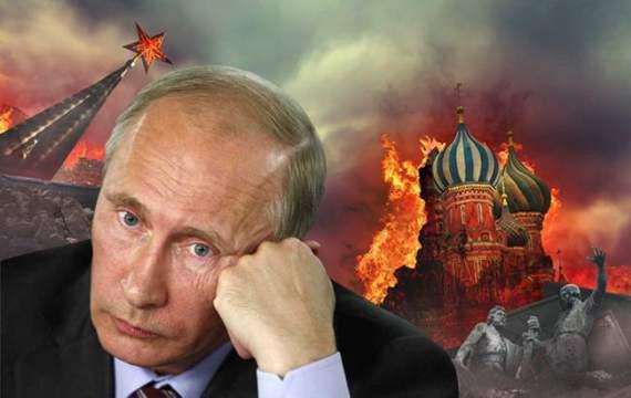 Путин не собирается оставлять Украину в покое