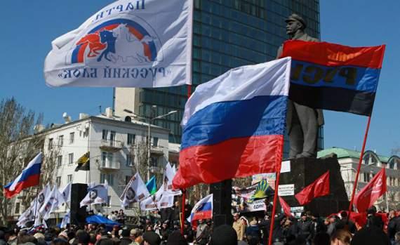 Почему Путин застрял в Восточной Украине?