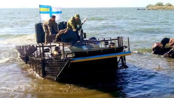 Военно-морские силы Украины готовы применить оружие в случае провокаций в Одессе.