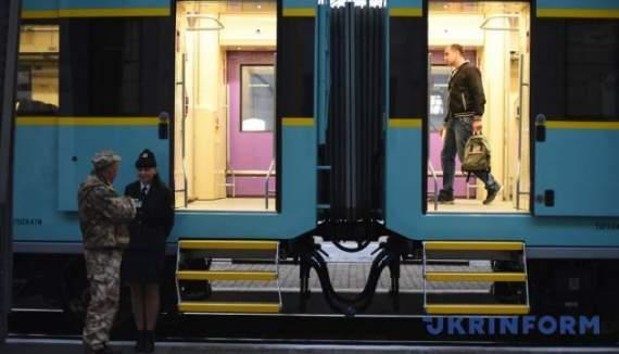 Из Украины на поезде в Польшу – за 130 грн