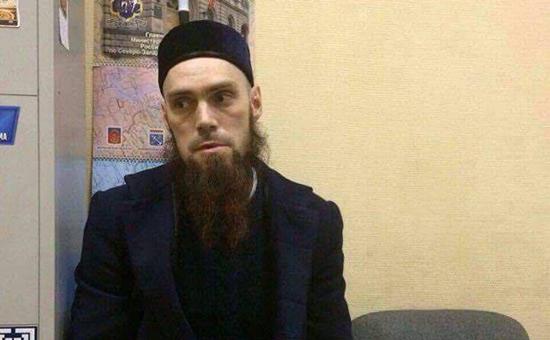Подозреваемый во взрыве в метро в Санкт-Петербурге сам пришел в полицию