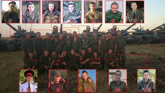 Российское вторжение августа 2014 года