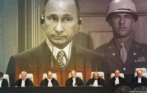Гаага все ближе приближается к Кремлю