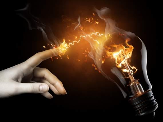 Конец халявного электричества для ОРДЛО