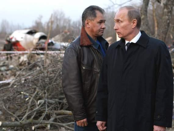 Сокрытие самолета Качиньского свидетельствует о вине России. Польша подаст иск в Гаагу