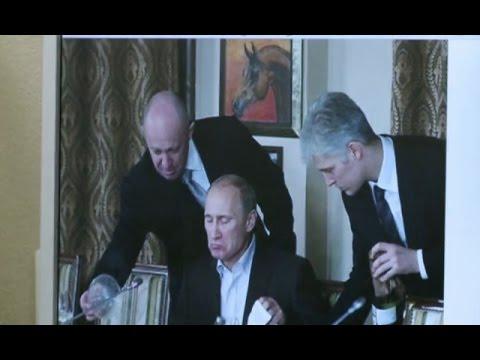 Spiegel-TV: Путинские фабрики троллей /Видео/