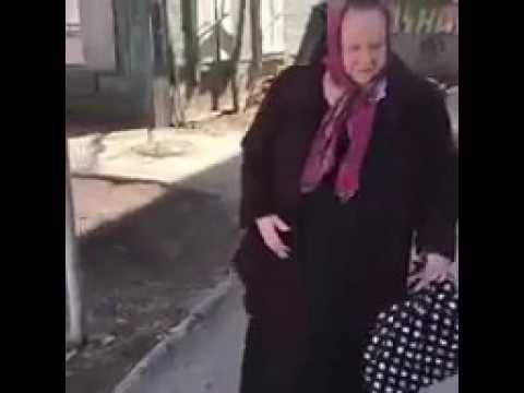 «Страна дебилов!»: возмущенная пенсионерка из России взорвала соцсети высказываниям о властях (видео)
