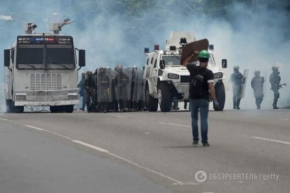 Майдан в Венесуэле: количество жертв достигло 30 человек (фото)