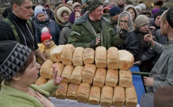 Салат из хлеба: соцсети позабавил рецепт из оккупированного Донбасса (скриншоты)