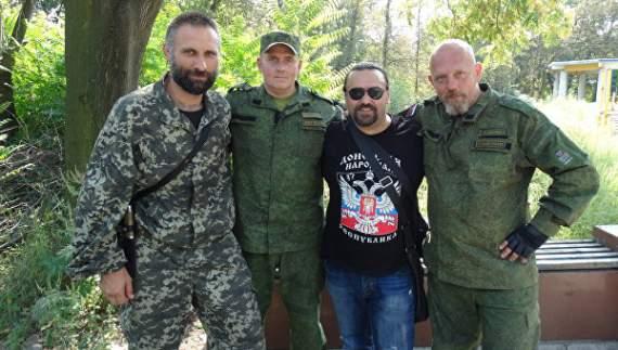 Чешские и словацкие наемники на Донбассе