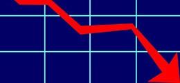 Падение доходов россиян ускорилось втрое