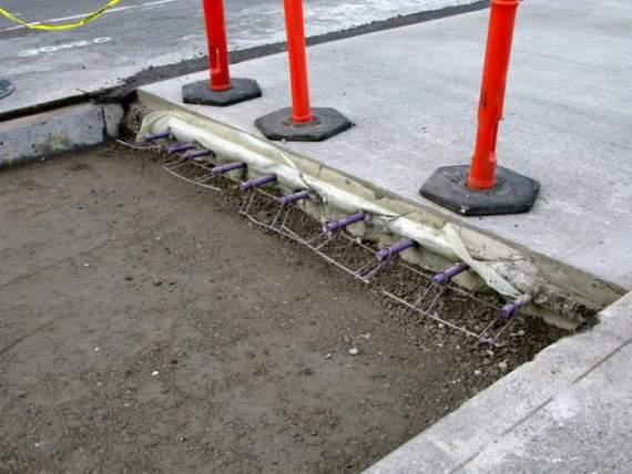 Евро-дороги: автотрассы в Украине будут делать из бетона (ФОТО)