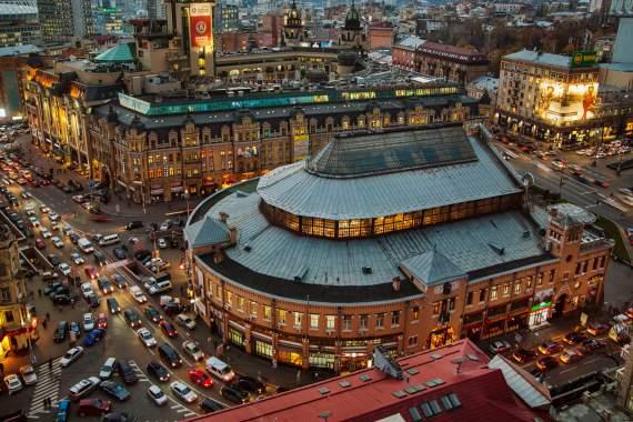 В турецькому генделику у Києві, відмовились обслуговувати людей на українській мові, дивіться що було дальше (ВІДЕО)