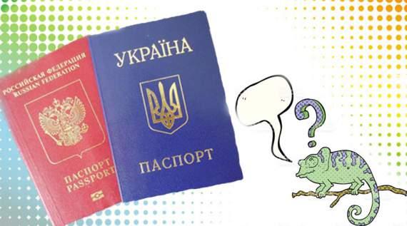 БІПАТРИЗМ! Як це? Коротко про паспорта.