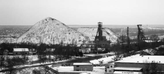Шахты в «ДНР» — угроза экологии Донбасса