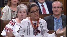 «Это какое-то гнездо бандеровщины!» — Парламент Канады умилил вышиванками