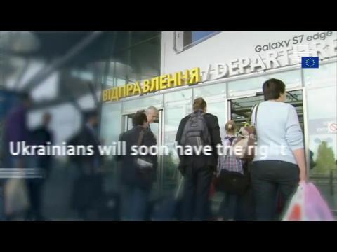 Совет ЕС утвердил безвиз для Украины (видео)