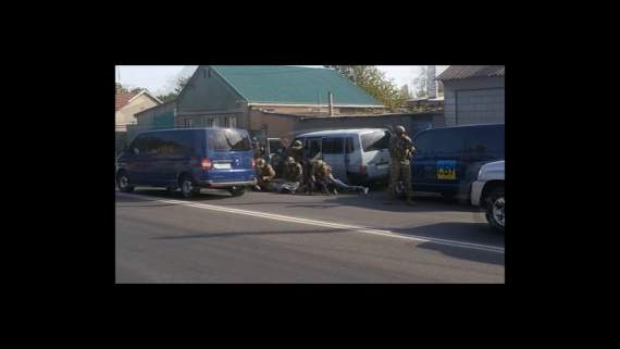 В Одессе готовили теракт: силовики задержали группу подозреваемых (видео)