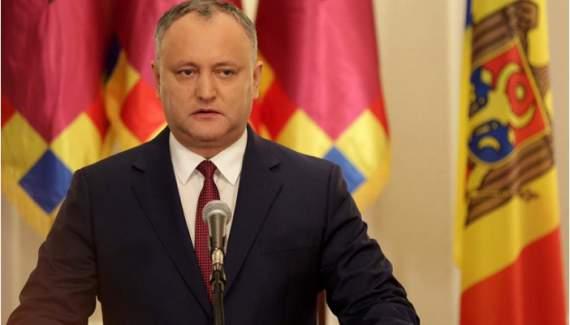 И.Додон заявил что ПМР не когда не сможет стать независимым государством, либо субъектом Российской Федерации