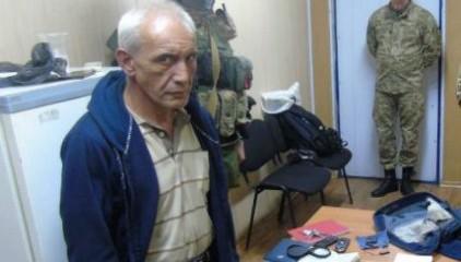 """СБУ арестовала российского шпиона. Теперь он говорит """"Слава Украине!"""""""