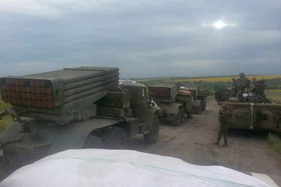 Історія війни на Донбасі: Лутугино, серпень 2014