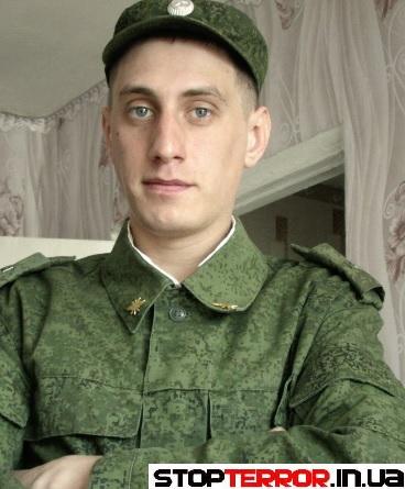 Кадровый военный из Барнаула откомандирован на Донбасс