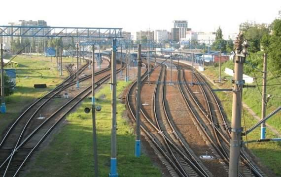 На железнодорожной станции в Кременчуге сгорел офицер