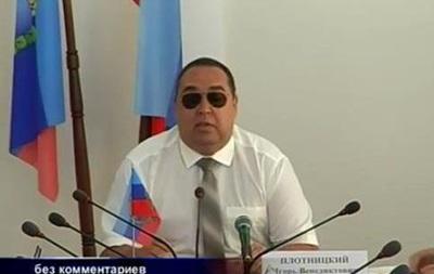 """Главарь боевиков на Луганщине заявил о """"других путях и способах"""" выполнения решений Минска"""