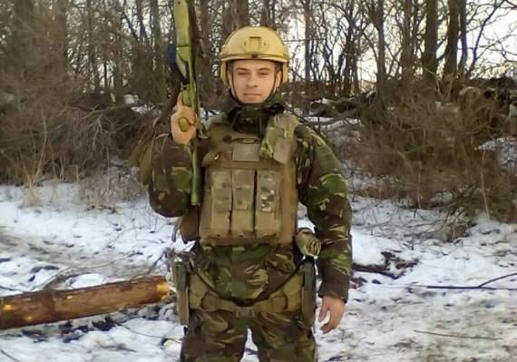 У зоні АТО загинув боєць з Чернігівщини