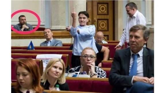 """""""То ли бухая, то ли под кайфом"""": Савченко очередной раз отличилась в Раде. Фотофакт"""