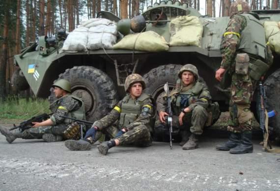 Стрілецька зброя у війні на Донбасі