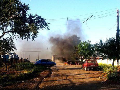 Плата за безвиз: за сутки 10 июня в результате обстрелов 4 украинских военнослужащих погибли