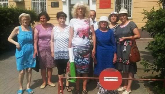 Томских пенсионерок осудили за видеообращение к Путину (видео)