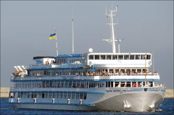 ЗМІ Росії: «Україна продала Крим, Донбас, а тепер і круїзний лайнер – за копійки»