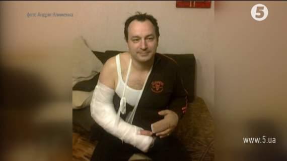 «Била вся рота»: ще один майданівець дав свідчення проти «Беркута»
