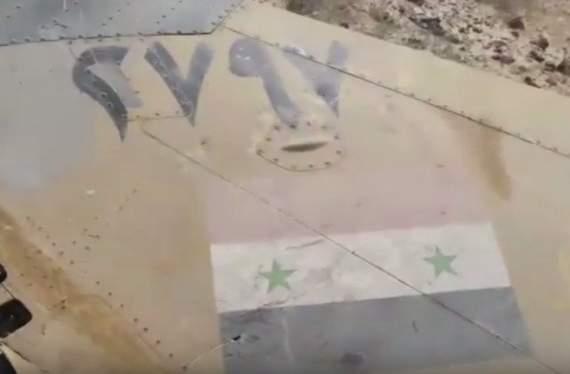 Поддерживаемые США боевики Osoud Al-Sharqiyah сбили истребитель МиГ-23МЛ борт 2797 ВВС Сирии