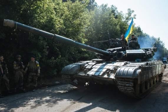 Історія війни на Донбасі: 93 механізована бригада під Іловайськом